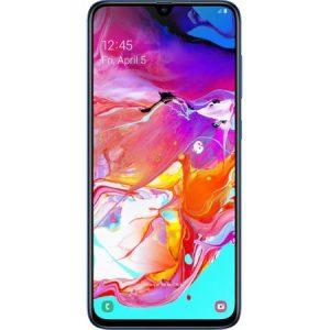 Telefon mobil Samsung Galaxy A70, Dual SIM, 128GB, 6GB RAM, 4G, Blue