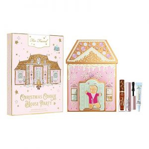 TOO FACED Gingerbread House Party Set