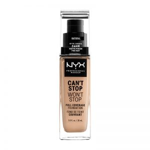 Fond de ten NYX Professional Can`t Stop Won`t Stop Natural