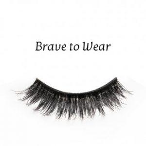Gene false Splendor Lashes Brave to Wear