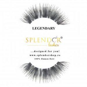 Gene false banda Splendor Lashes Legendary